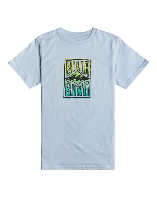 0 Doodle - Camiseta para Chicos Azul W2SS49BIP1 Billabong