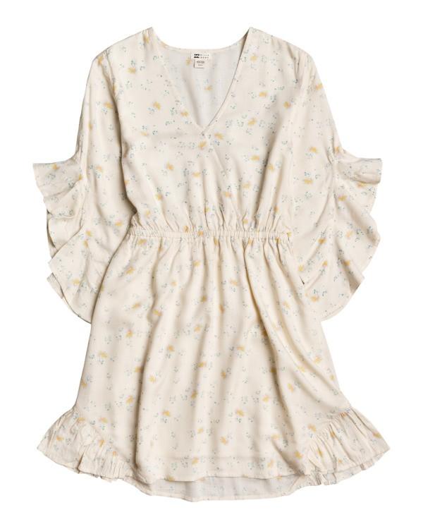 0 Love Light - Mini vestido para Mujer Blanco W3DR04BIP1 Billabong