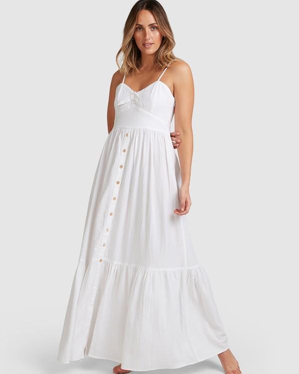 0 Franca - Maxi Dress for Women Blanco W3DR54BIP1 Billabong