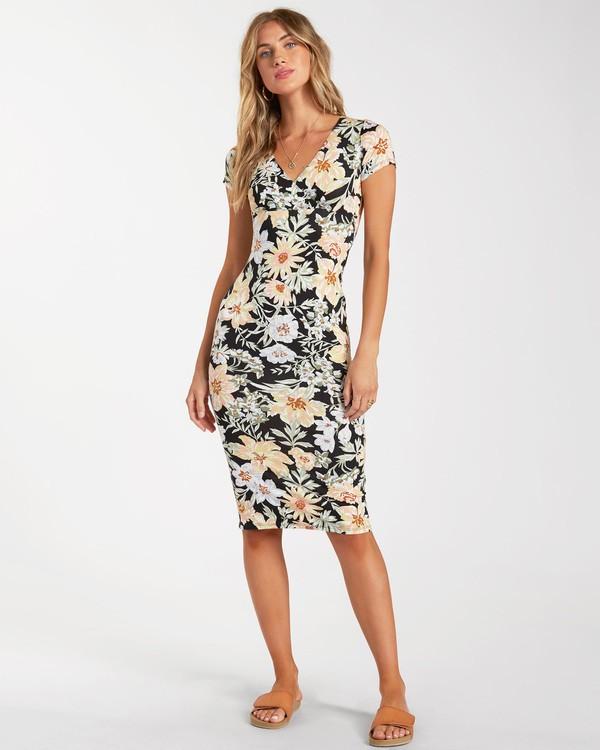 0 Dream On - Midi Dress for Women Black W3DR66BIP1 Billabong