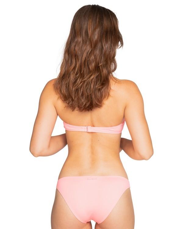 0 Sol Searcher Tropic - Medium Bikini Bottoms for Women Pink W3SB01BIP1 Billabong