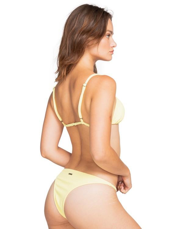 0 Feels Like Love Isla - Medium Bikini Bottoms for Women Yellow W3SB40BIP1 Billabong