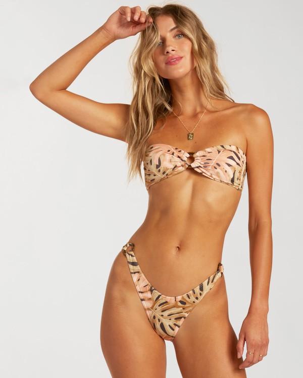 0 Hula Palm Hike - Mini braguita de bikini para Mujer Multicolor W3SB63BIP1 Billabong