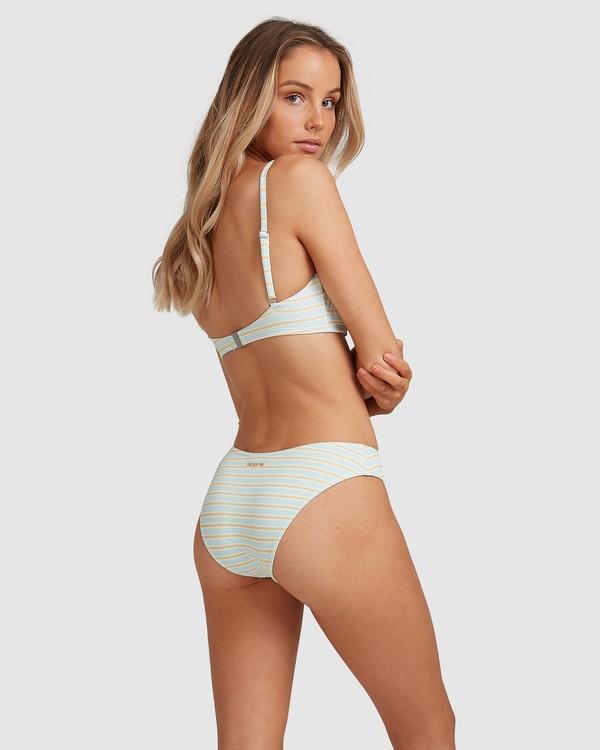 0 Broad Walk Bondi - Bas de bikini pour Femme Bleu W3SB82BIP1 Billabong