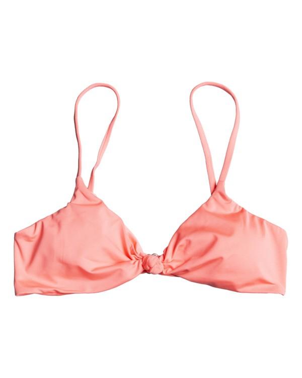 0 Knotted Trilet - Bikini Top for Women Rosa W3ST01BIP1 Billabong