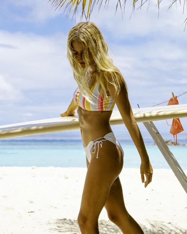 0 Sol Searcher Scoop Front Tank - Haut de bikini pour Femme Multicouleurs W3ST03BIP1 Billabong
