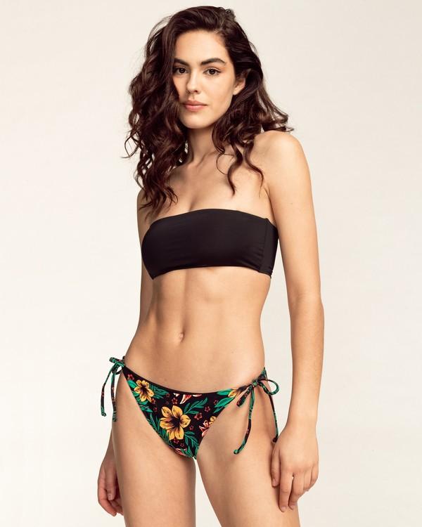 0 Sol Searcher - Bandeau Bikini Top for Women Black W3ST99BIP1 Billabong