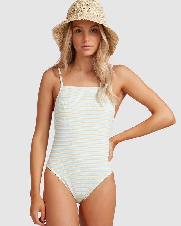 0 Broadwalk - One-Piece Swimsuit for Women Blue W3SW32BIP1 Billabong