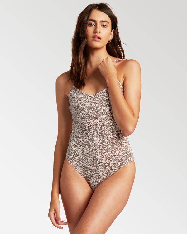 0 Wild Shadows - One-Piece Swimsuit for Women Brown W3SW41BIP1 Billabong