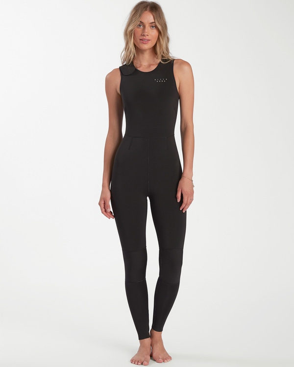 0 Surf Capsule Sol Sistah - Long Jane Springsuit for Women Black W42G51BIP1 Billabong