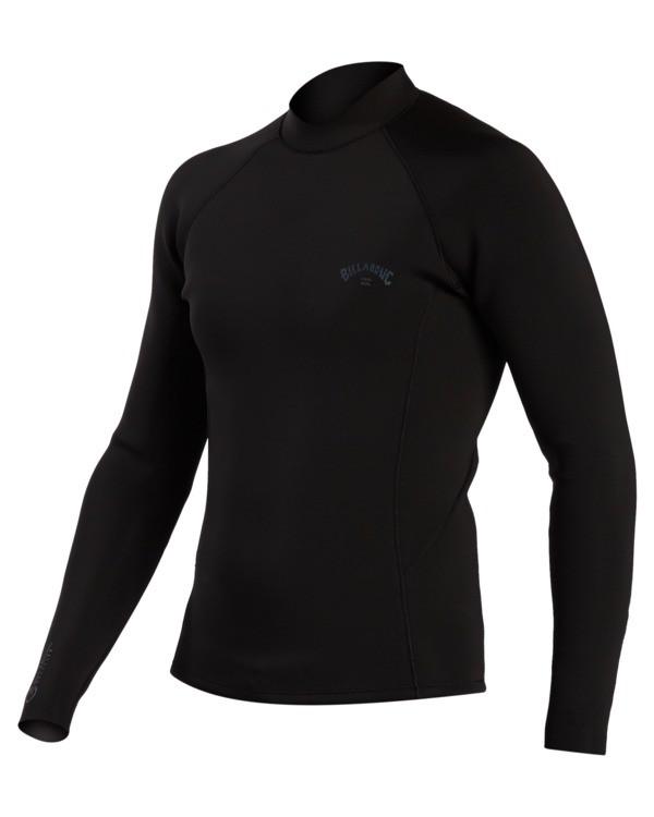 0 Revolution Interchange - 2mm Wetsuit Jacket for Men Black W42M61BIP1 Billabong