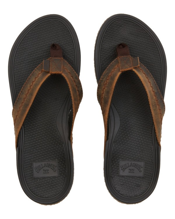 0 Brunswick - Sandals for Men Black W5FF20BIP1 Billabong