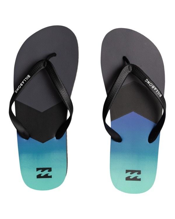 0 Tides Tstreet - Flip Flops for Men Blue W5FF26BIP1 Billabong