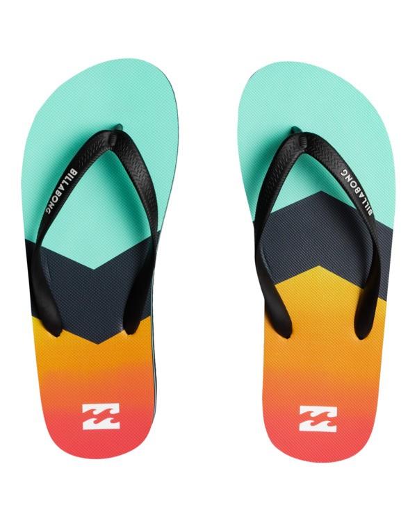 0 Tides Tstreet - Flip Flops for Men Red W5FF26BIP1 Billabong