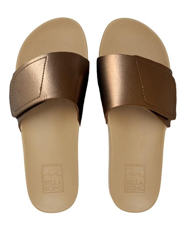 0 Coronado - Sandalen für Frauen Gelb W9FF13BIP1 Billabong