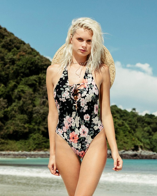 0 Away We Go One Piece Swim  X111NBAW Billabong
