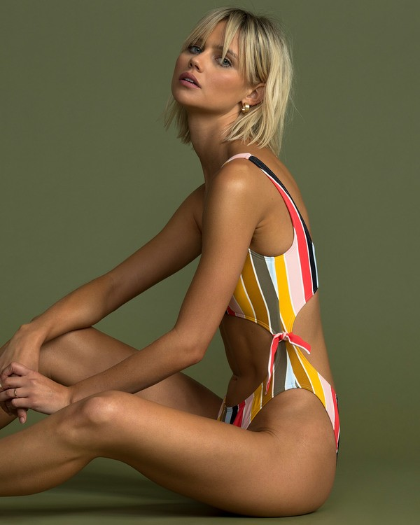 0 High On Sun Retro One Piece Swim  X123TBHI Billabong