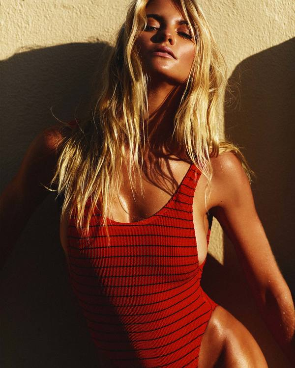 0 Hightide One Piece Swim Red X140SBHI Billabong