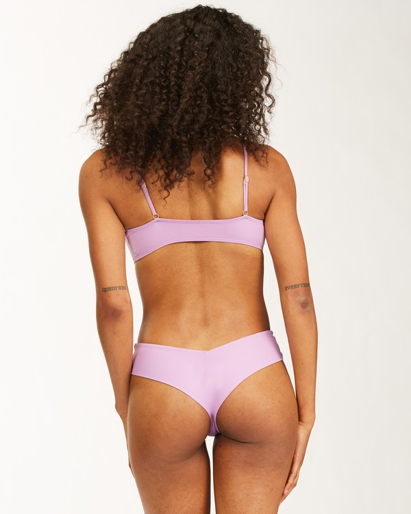 0 Sol Searcher Fiji - Bikiniunterteil für Frauen Violett X3SB23BIMU Billabong