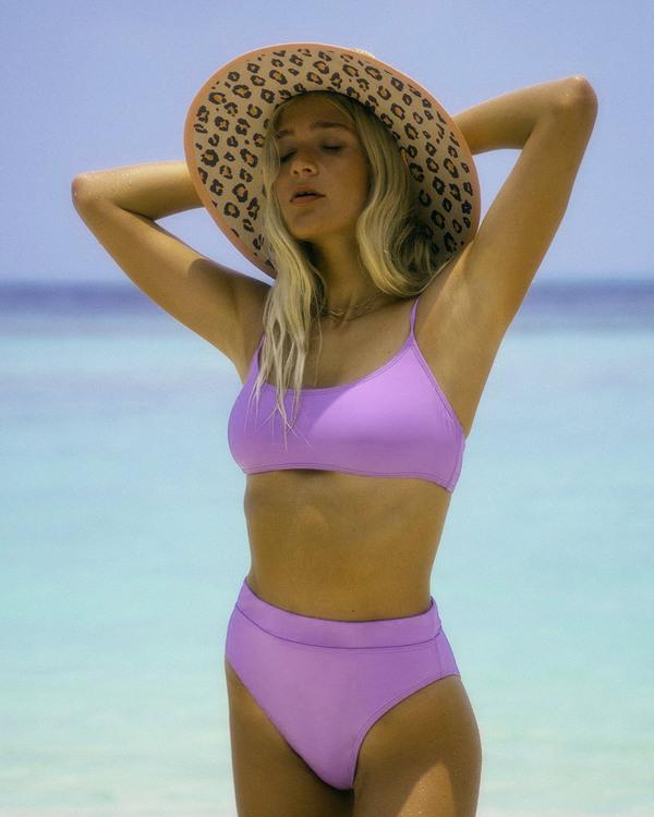 0 Sol Searcher - Bikini Top for Women Purple X3ST25BIMU Billabong