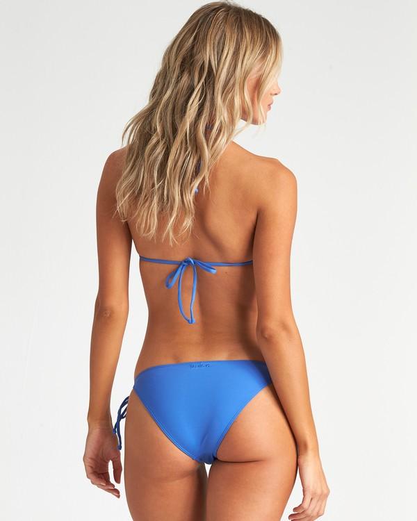 0 Sol Searcher Tropic Bikini Bottom Blue XB011BSO Billabong