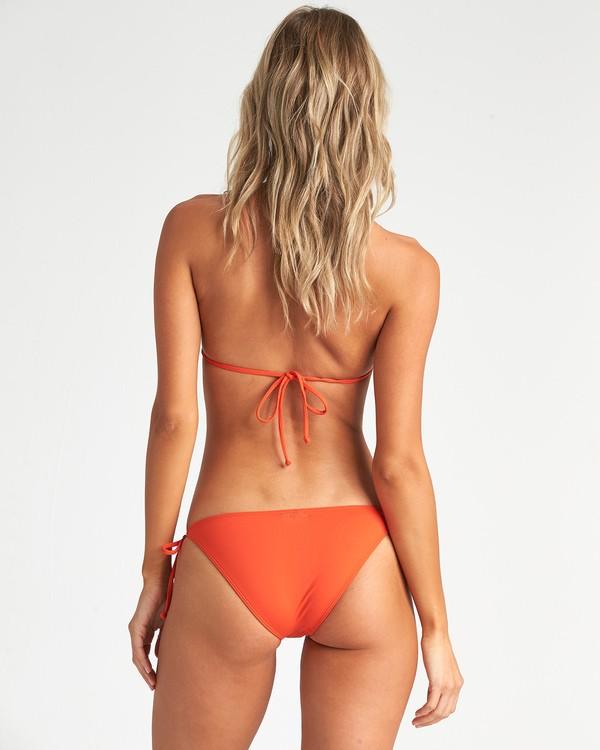 0 Sol Searcher Tropic Bikini Bottom Orange XB011BSO Billabong
