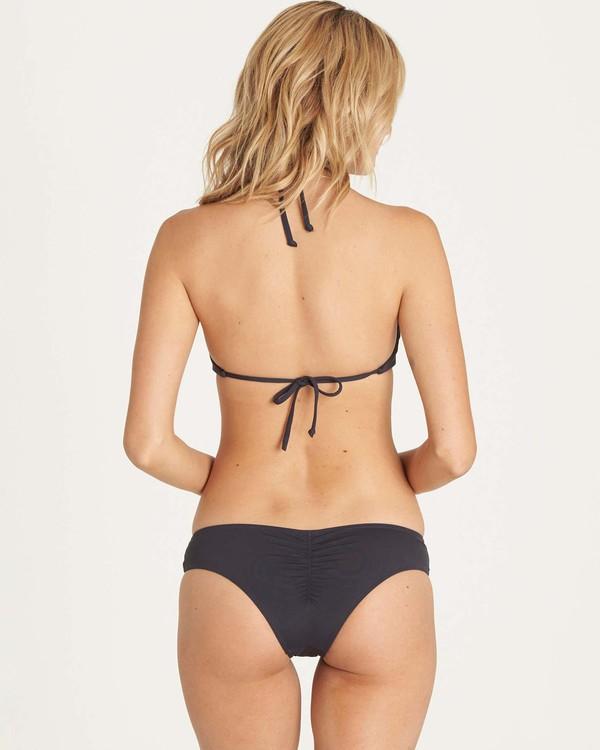 0 Sol Searcher Hawaii Lo Bikini Bottom Black XB01JSOL Billabong
