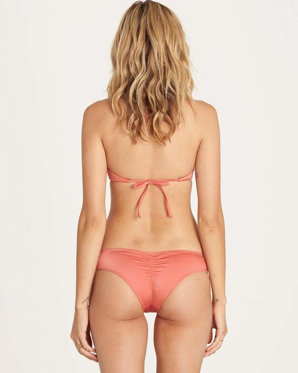 0 Sol Searcher Hawaii Lo Bikini Bottom Pink XB01JSOL Billabong