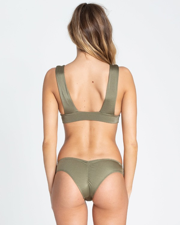 0 Sol Searcher Hawaii Lo Bikini Bottom Green XB01JSOL Billabong