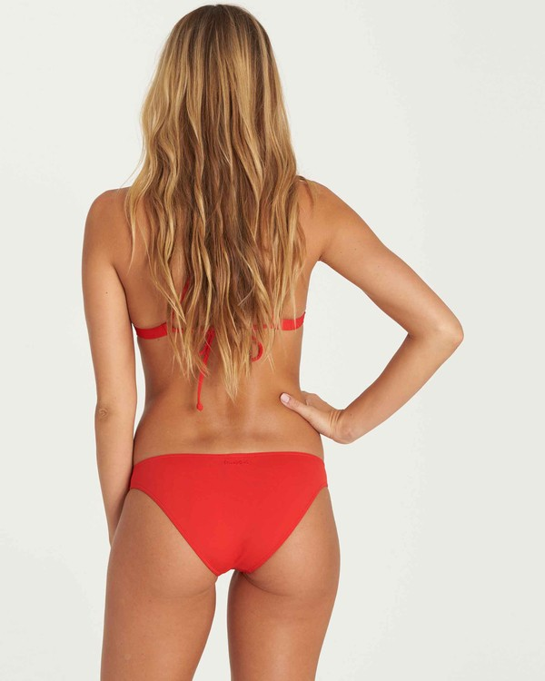 0 Sol Searcher Tropic Bikini Bottom Red XB01NBSO Billabong