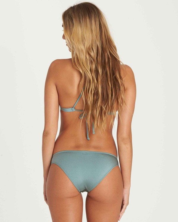 0 Sol Searcher Tropic Bikini Bottom Blue XB01NBSO Billabong