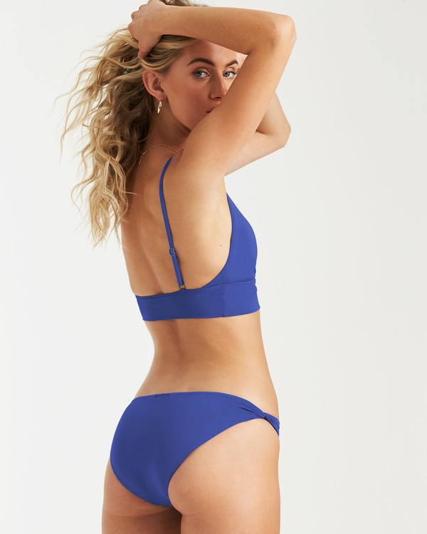 0 Sol Searcher Lowrider Bikini Bottom Blue XB01TBSO Billabong