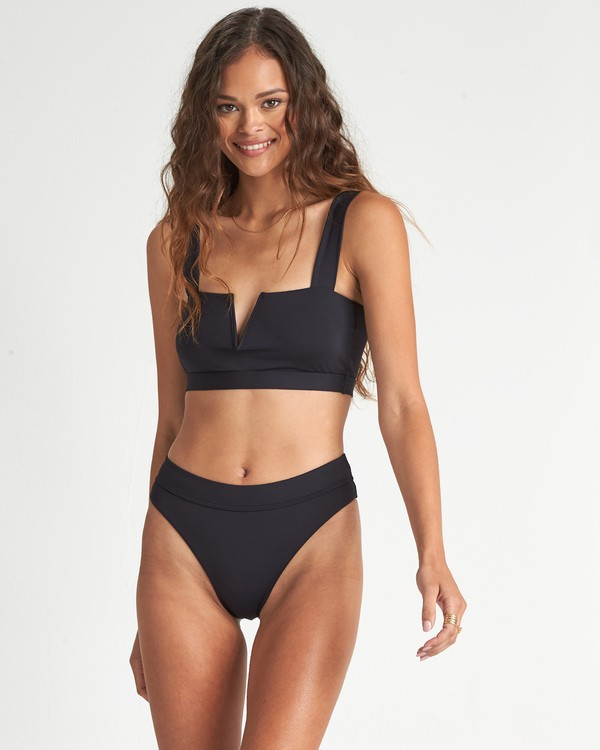 0 Sol Searcher Maui Bikini Bottom Black XB01UBSO Billabong