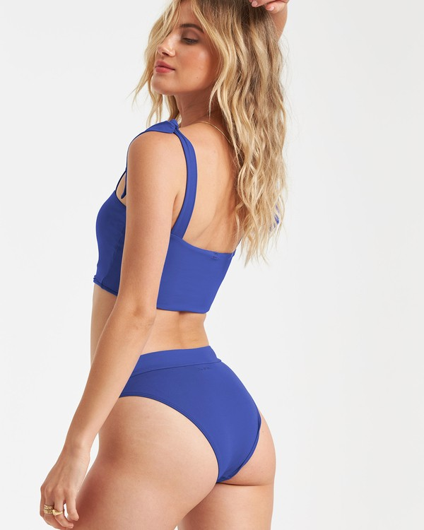0 Sol Searcher Maui Bikini Bottom Blue XB01UBSO Billabong