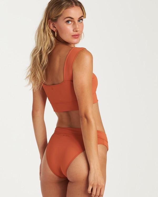 0 Sol Searcher Maui Rider Bikini Bottom Pink XB01UBSO Billabong
