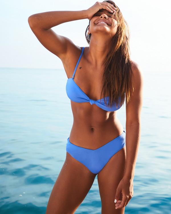 0 Sol Searcher Fiji Bikini Bottom Blue XB021BSE Billabong