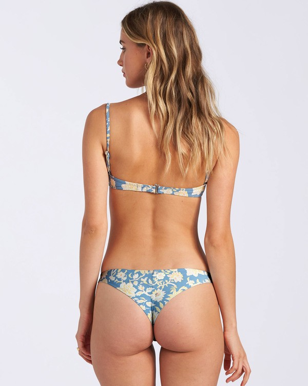 0 Wave Gypsy Tanga Bikini Bottom  XB033BWA Billabong