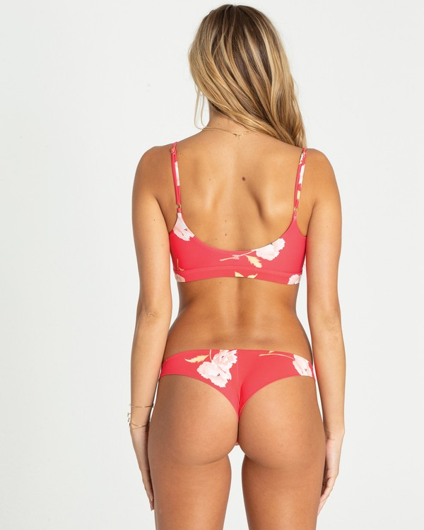 0 Floral Dawn Tanga Bikini Bottom  XB05PBFL Billabong