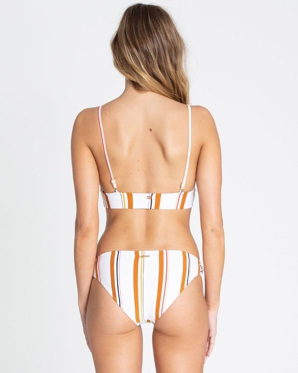 0 Sunstruck Lowrider Bikini Bottom White XB09TBSU Billabong