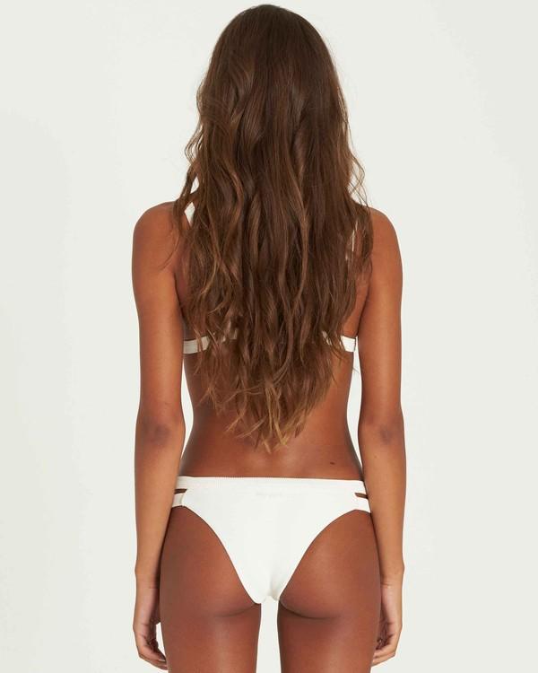 0 Tanlines Isla Bikini Bottom Yellow XB10PBTA Billabong