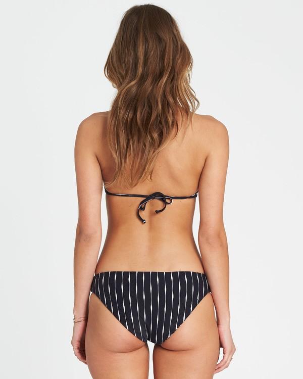 0 Rosarita Lowrider Bikini Bottom Black XB12SBRO Billabong