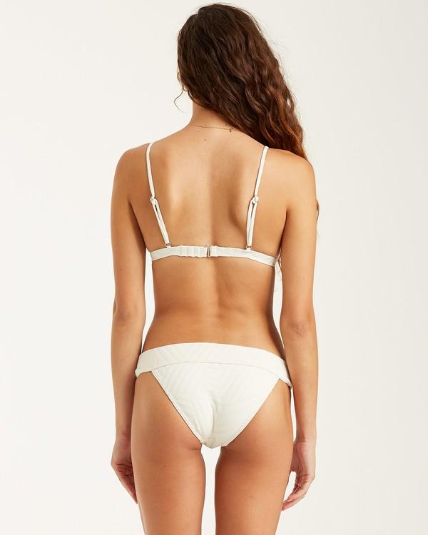 0 Peeky Days Tropic Bikini Bottom White XB132BPE Billabong