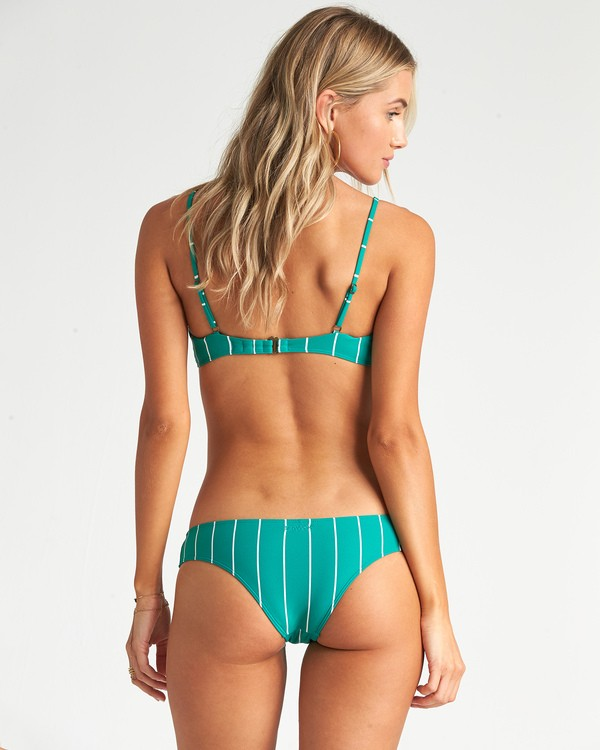 0 Emerald Bay Hawaii Lo Bikini Bottom Green XB151BEM Billabong