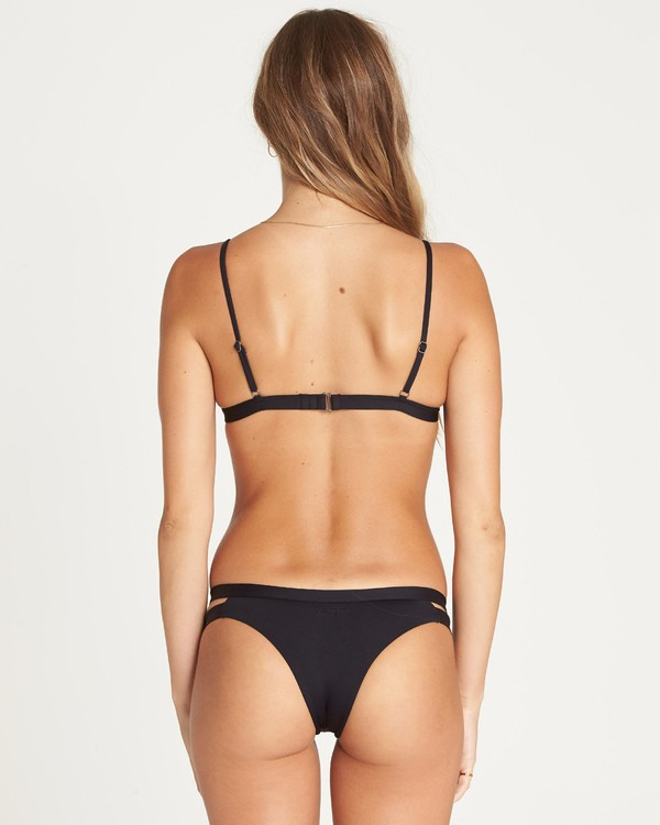0 Sol Searcher Isla Bikini Bottom Black XB15MSOL Billabong