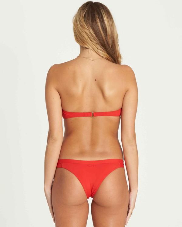 0 Sol Searcher Isla Bikini Bottom Red XB15MSOL Billabong