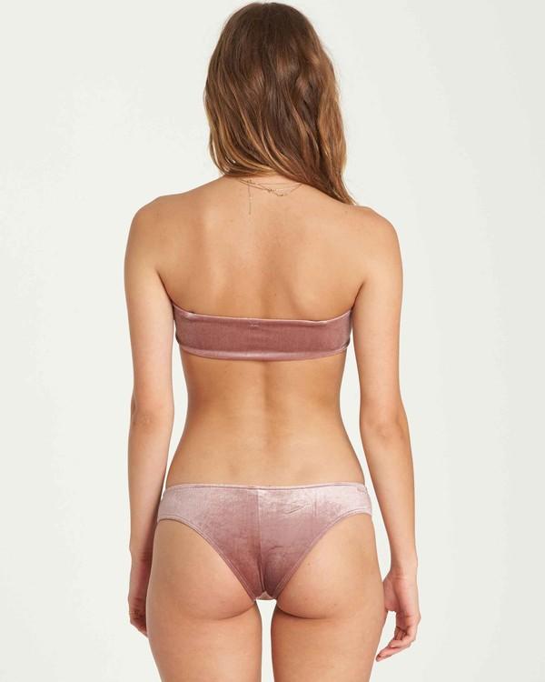 0 Fool4U Hawaii Lo Bikini Bottom Purple XB15QBFO Billabong