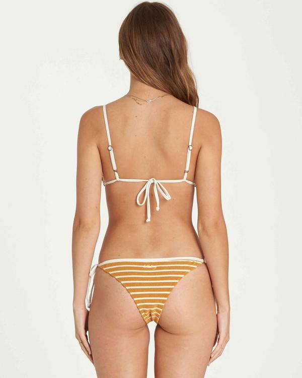 0 Honey Daze Isla Bikini Bottom Yellow XB22QBHO Billabong