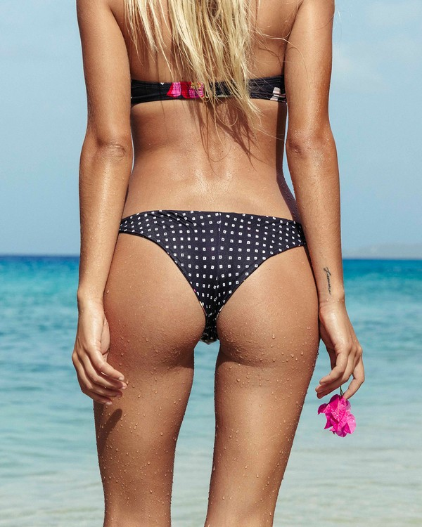 0 Lost Light Tanga Bikini Bottom  XB30VBLO Billabong
