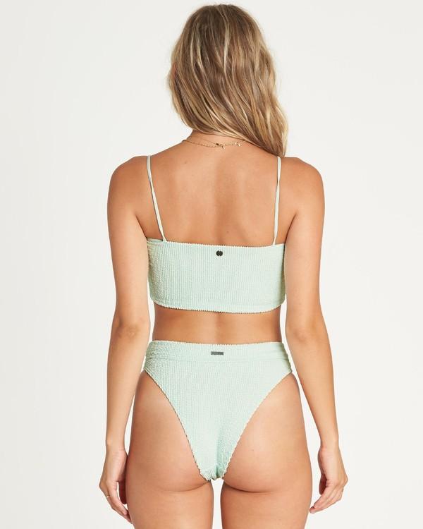 0 Summer High Maui Bikini Bottom Blue XB32UBSU Billabong