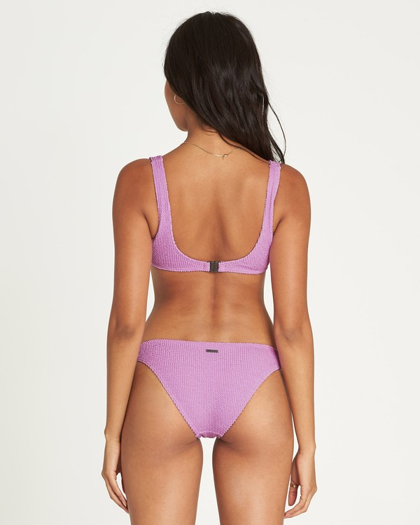 0 Summer High Tropic Bikini Bottom Purple XB33UBSU Billabong